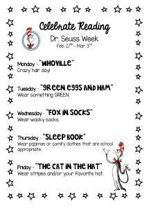 Celebrate Reading Week